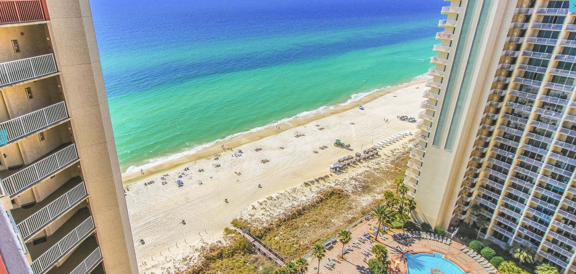 Panama City Beach, Florida, 1 Bedroom Bedrooms, ,2 BathroomsBathrooms,Apartment/Condo,Currently Occupied,1043