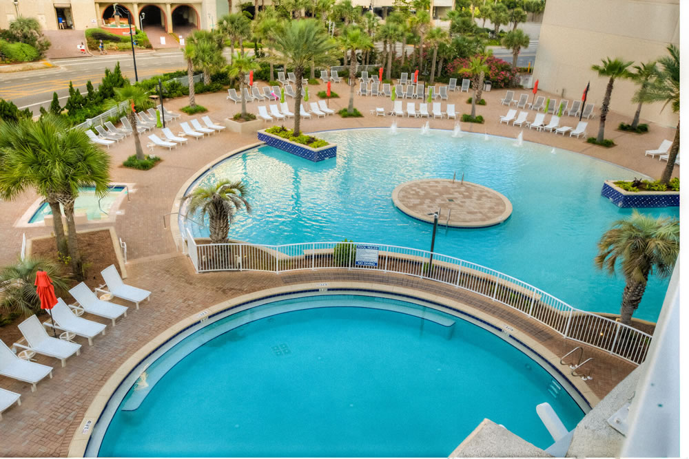 Panama City Beach, Florida, 2 Bedrooms Bedrooms, ,2 BathroomsBathrooms,Apartment/Condo,Currently Occupied,1054